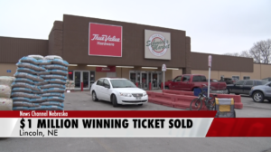 Schmick's Market Sells $1 Million Lottery Ticket