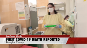 Officials Report First COVID-19 Related Death In Nebraska