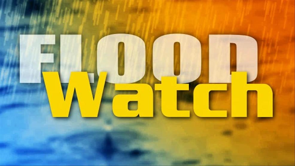 Flood Watch/ Winter weather advisory issued through Saturday