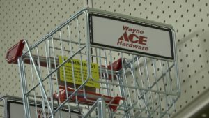 Wayne ACE Busy Stocking Shelves, Aiming For Mid-To-Late April Opening