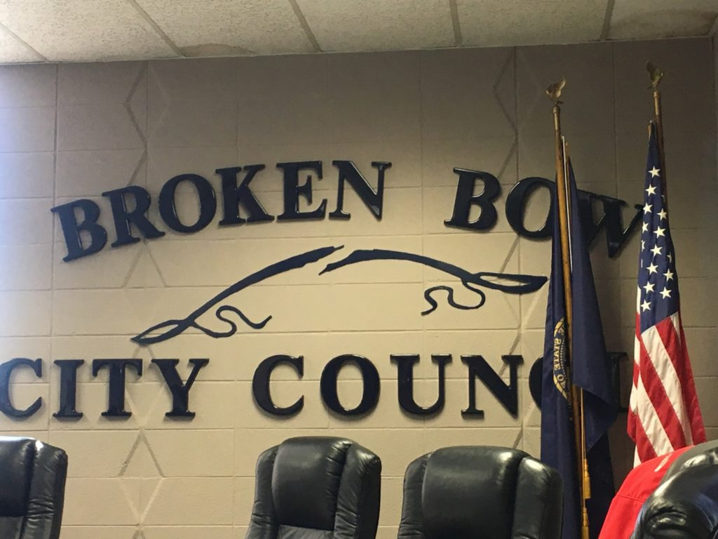 Broken Bow City Council Special Meeting Agenda: Rural Broadband Remote Access Grant
