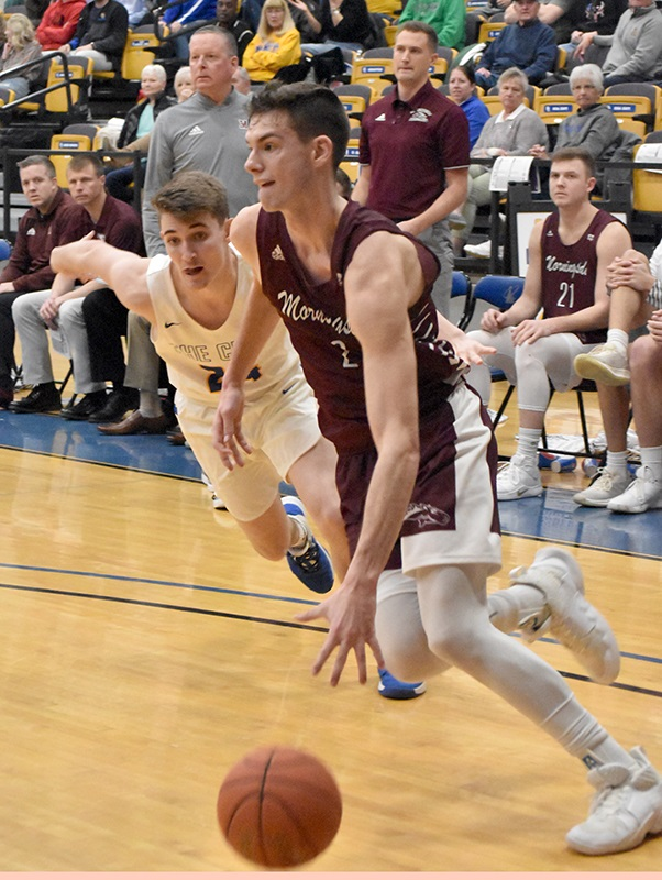 Hoskins Earns GPAC Honorable Mention Recognition, Morningside Men Open National Tourney Play March 11