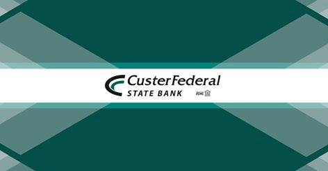 Custer Federal State Bank-Temporarily Restricting Lobby Access