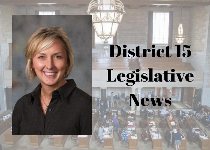 District 15 Senator Walz: Property Taxes