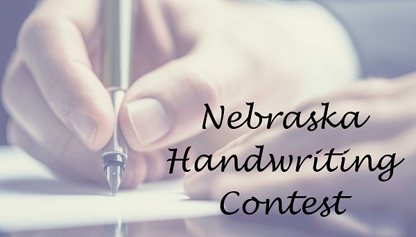 UNK looking for best handwriting in Nebraska