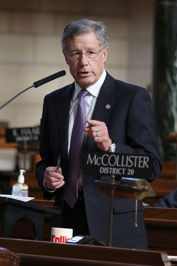 GOP Nebraska lawmaker launches 'Republican Redefined' site