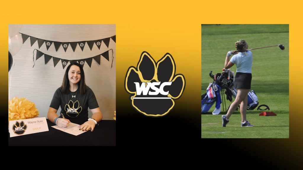 Fifth Women's Golf Signee Announced