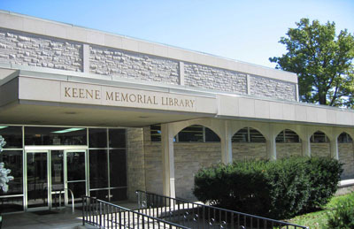 Curbside Pickup to be Offered at Keene Memorial Library