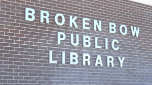 Broken Bow Public Library Begins