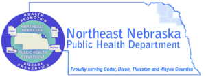 Testing In Northeast Nebraska Public Health District