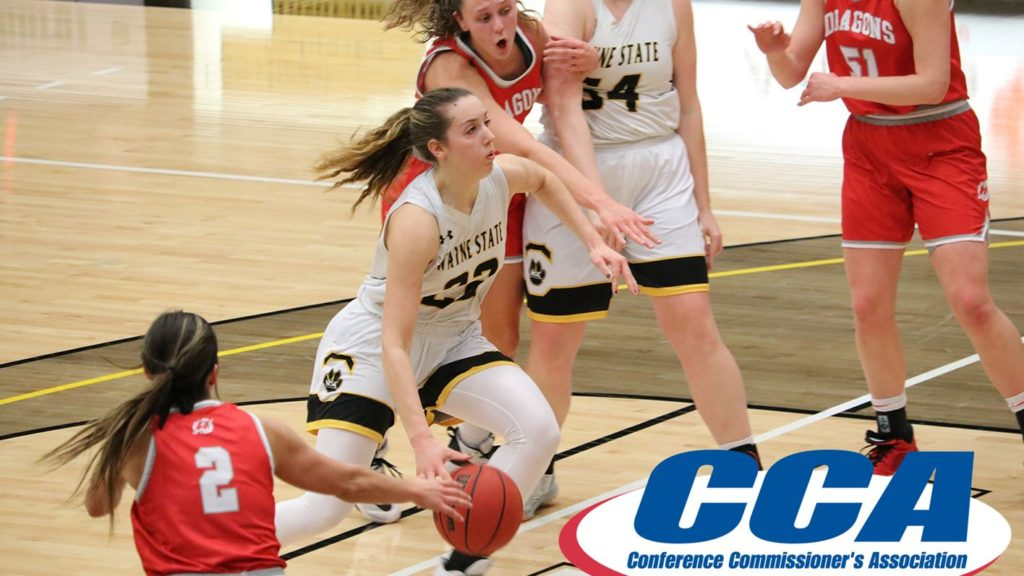 Norling Tabbed With D2CCA Second Team All-Central Region Honors