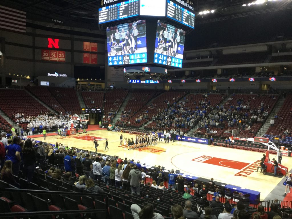 Ponca Girls Fall In State Championship Game, St. Cecilia Wins Back-To-Back Titles