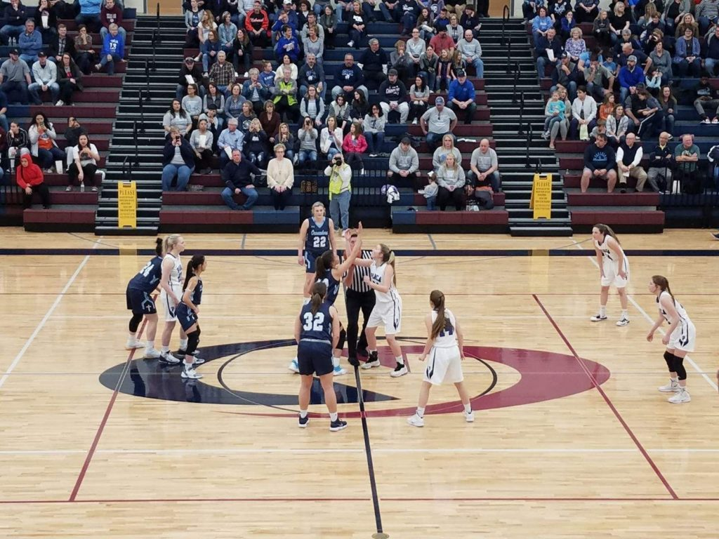 Lewis & Clark Conference Girls Basketball Individuals Recognized