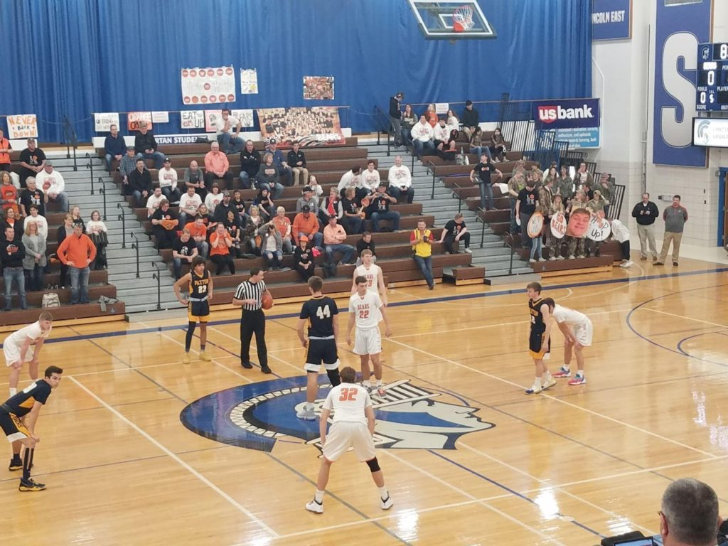 LCC Boys Earn First Round Victory, Set The Tone Early