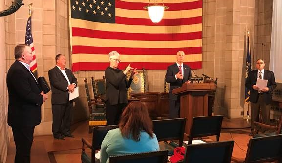 Gov. Ricketts Requests Emergency Funding for COVID-19, Affirms Reliability of Public Utilities Statewide