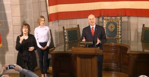 Governor Ricketts Addresses Weekend Protests, COVID-19