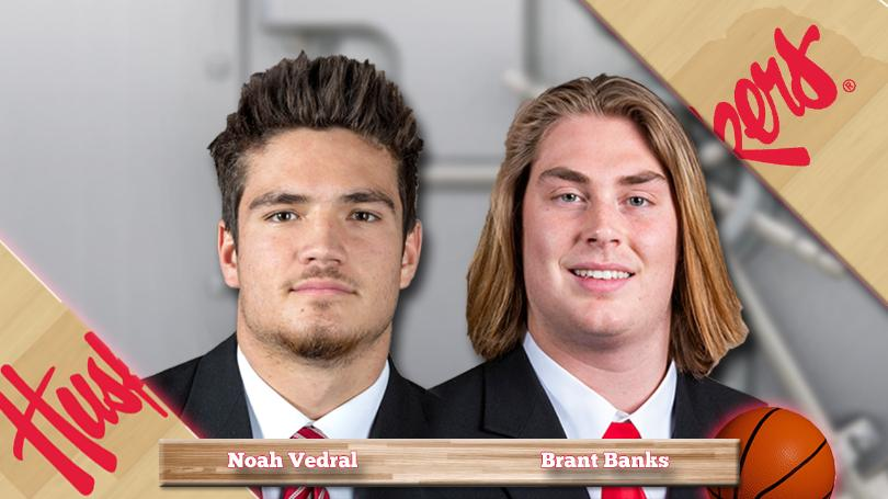 Nebraska Adds Two Football Players To Its Roster for the Big Ten Tournament