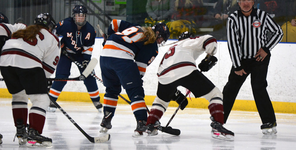 Lady Warriors Season Comes to an End at WMCHL Tourney