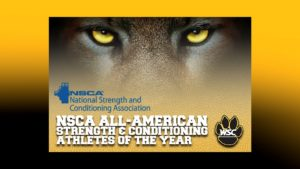 WSC Lands 23 Student-Athletes On NSCA All-American List