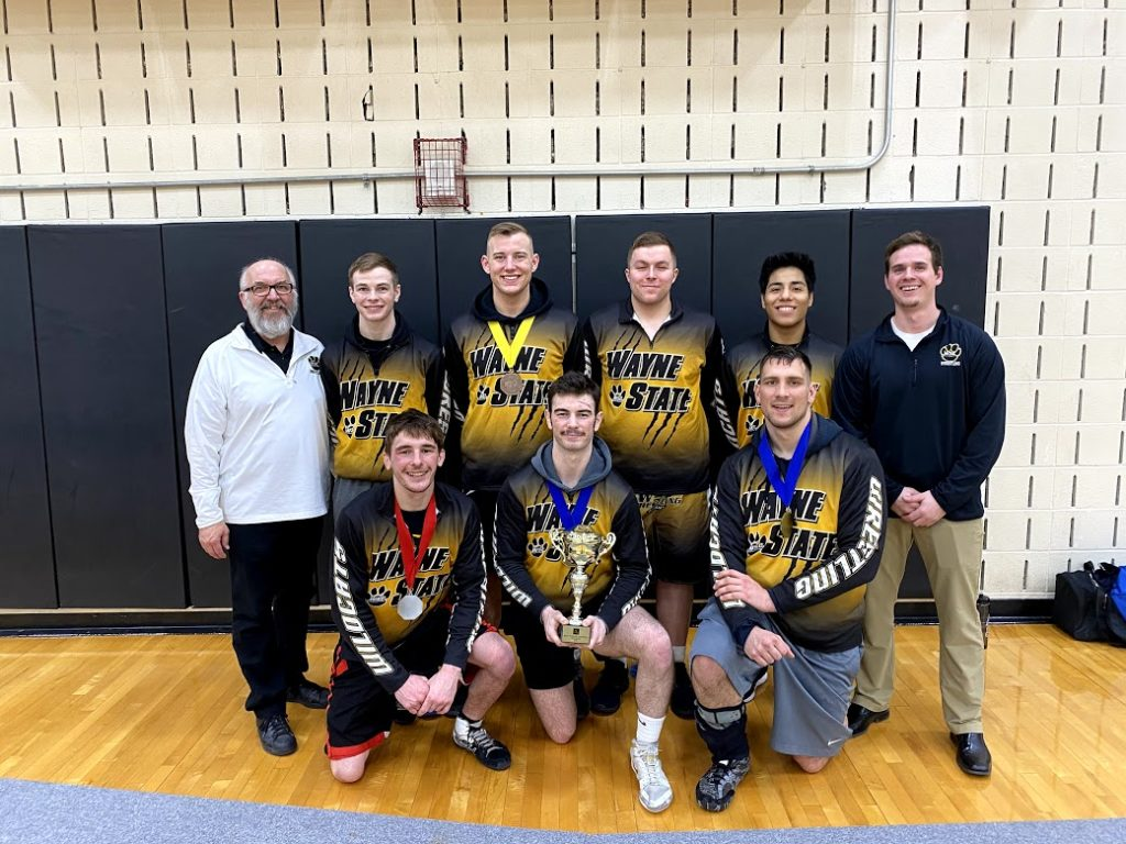 Wildcat Club Wrestling Places Runner-Up During Conference Tourney, Six Qualify For Nationals