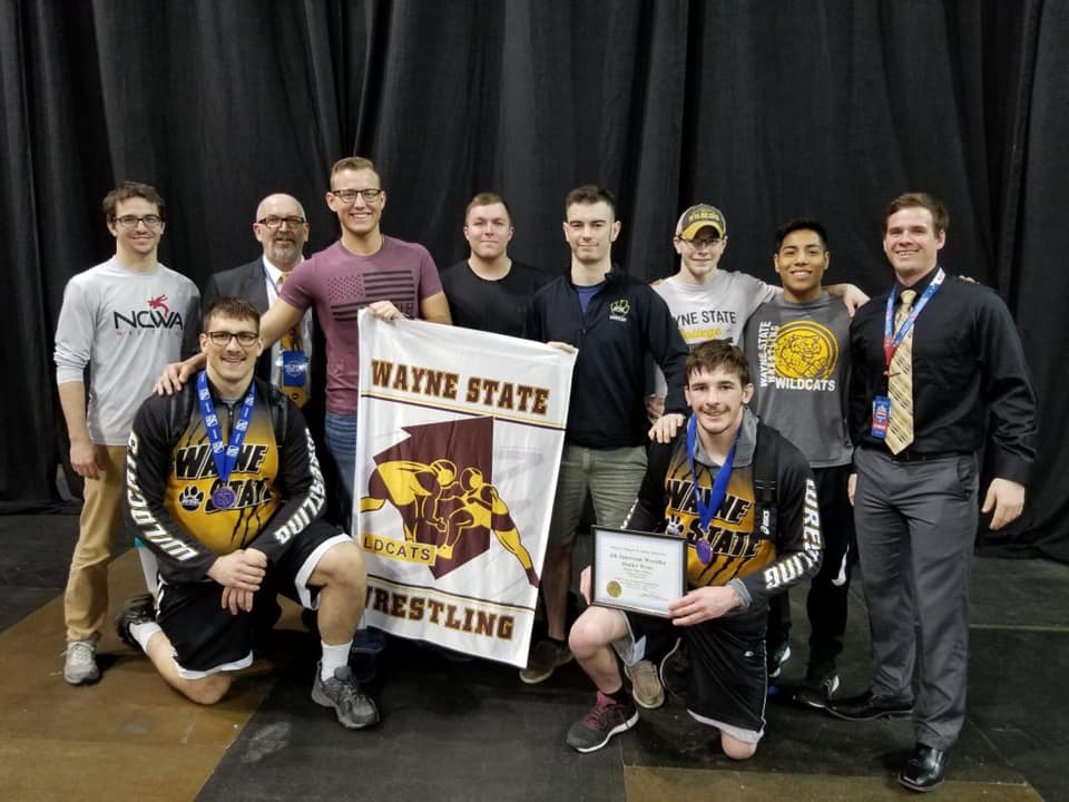 Wildcat Club Wrestlers Bring Back Two Medalists, All-Americans