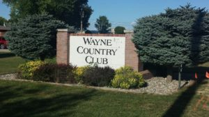Wayne Country Club Update, Course Remains Open At This Time