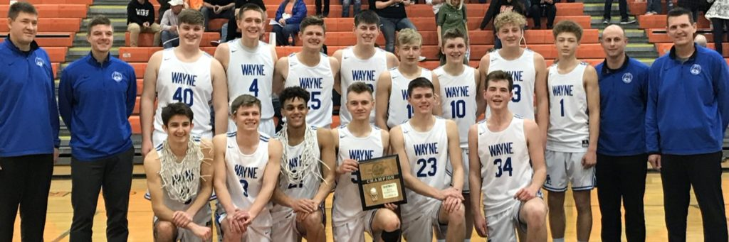 Four Blue Devils Listed Among 2020 Mid State All-Conference, Sweetland & Eischeid Named First Team