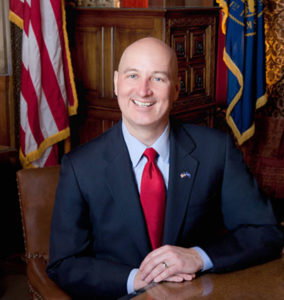 Governor Pete Ricketts Orders State Wide Directed Health Measure
