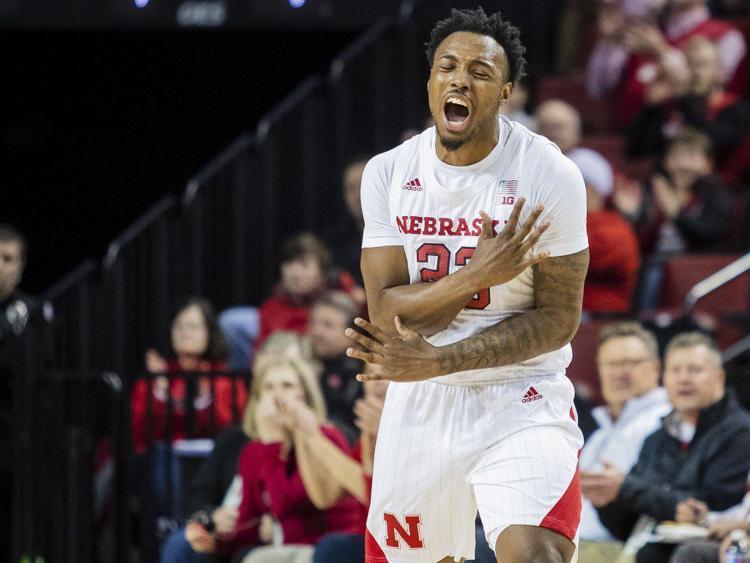 Nebraska Basketball Player Jervay Green to Enter Transfer Portal