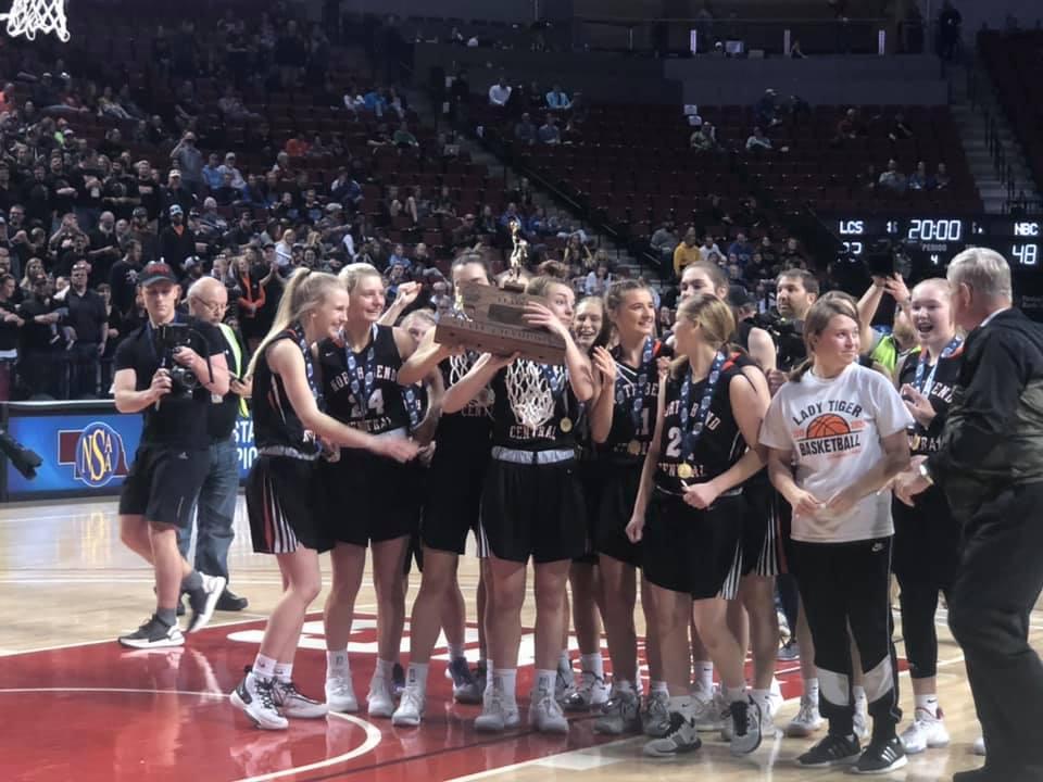 Girls State Basketball: NBC Takes Home Championship