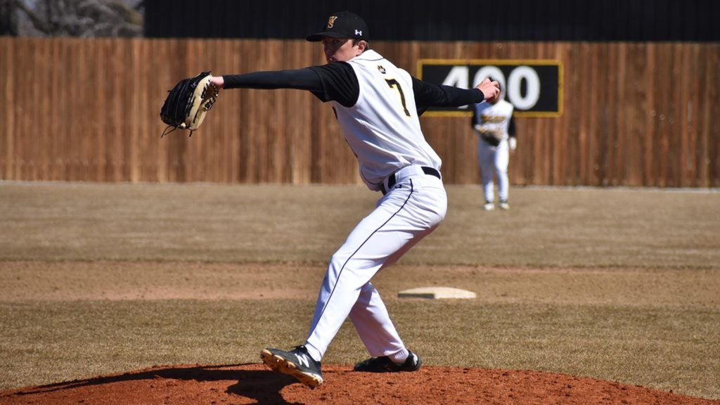 Obrecht Earns Pitcher Of The Week, Final NSIC POW Honors For 2020 Season