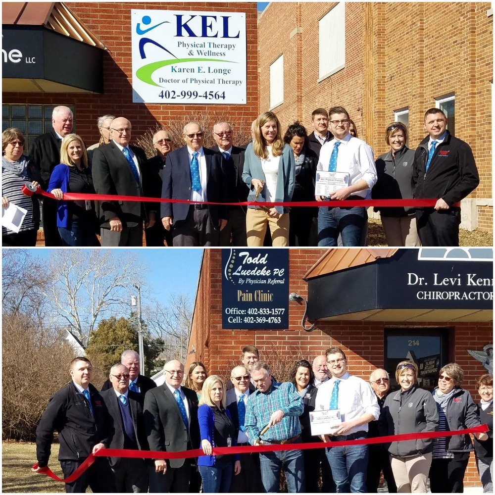 KEL Physical Therapy & Wellness, Todd Luedeke PC Featured At Chamber Coffee