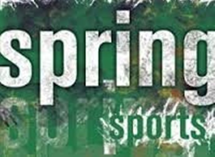 Spring Sports are Here – District Groupings and Sites Have Been Released for Boys Golf and Track