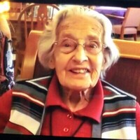"Funeral Services for Violet ""Vi"" Eggleston, age 92"