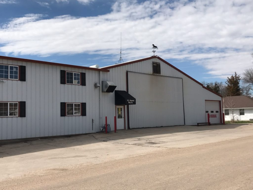 V.C. Howard Hay Company Changes Ownership; Sold to Bakko Bros., Inc.