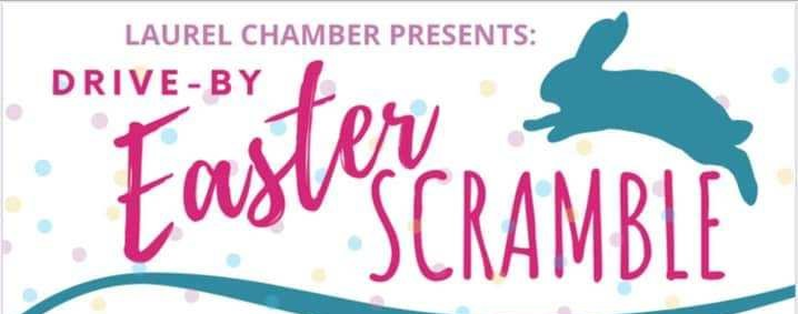 'Drive-By' Easter Scramble To Reveal Secret Easter Message
