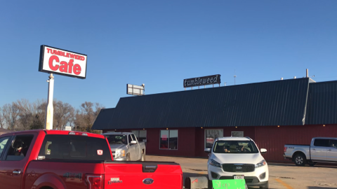 """Tumbleweed Cafe Receives """"Overwhelming Support"""" with Addition of Drive Thru Window"""