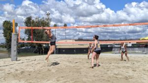 Inaugural Wildcat Beach Volleyball Season Came To An End In California, Key Piece Will Be Transferring Over In the Fall