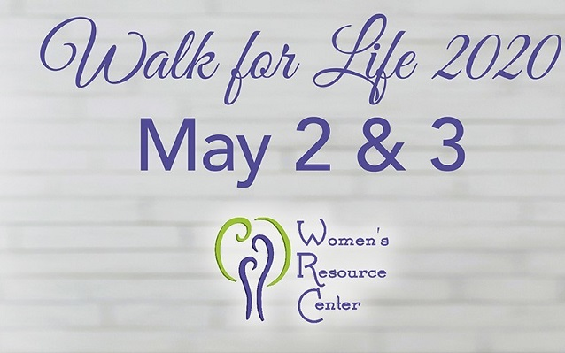 Virutal Walk for Life through May 3