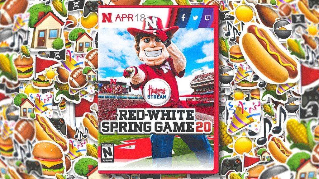 Huskers.com Announces the Presentation of a Husker Spring Game in a New Way