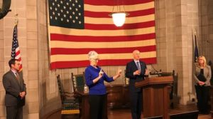 Gov. Ricketts Issues Executive Order for Online Notary Services, Emphasizes Importance of Social Distancing in Stores