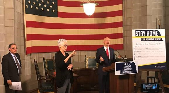 Gov. Ricketts, Public Health Director, Announce Guidelines to Resume Elective Surgeries in May