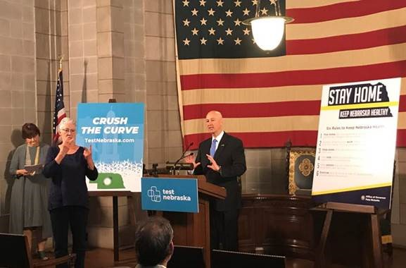 Gov. Ricketts: Dental and Restaurant Leaders Discuss Resumption Guidelines
