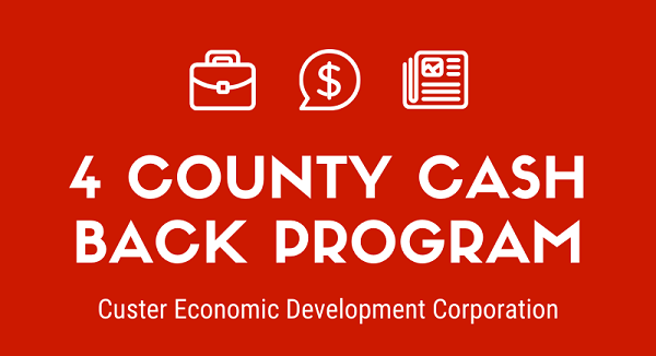 4 County Cash Back – By the Numbers