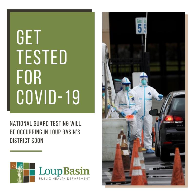 Public Testing For COVID-19 Scheduled For Garfield County