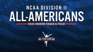 Three Members Of WSC Indoor Track & Field Team Named All-American