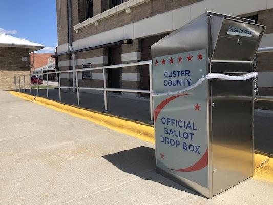 Custer County 2020 Primary Election Official Results; Voting Numbers Double From 2018 Primary