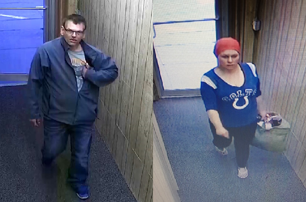 Broken Bow PD Asking Public For Help Identifying Burglary Suspects