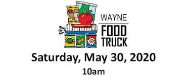 New Location For Wayne Food Truck Saturday