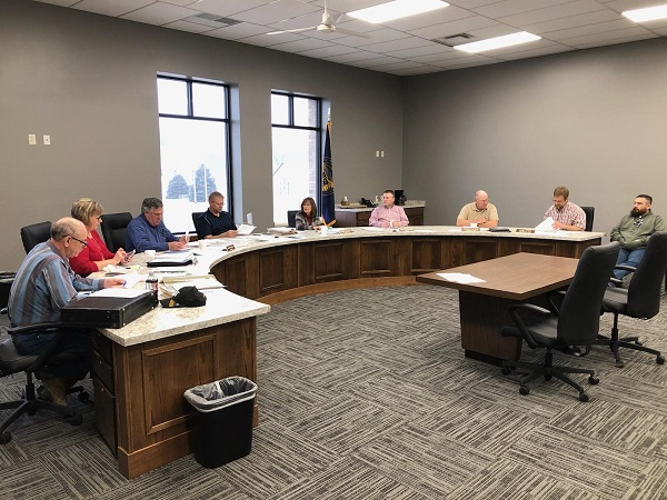Supervisors Vote 4-3 On Loan For Sandhills Motors Relocation To Broken Bow; Courthouse/Judicial Center To Open May 18